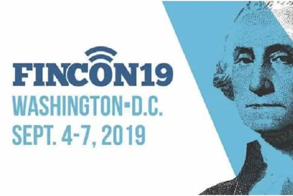 Logo from FinCon 2019