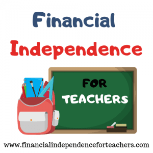 The logo for Financial Independence for Teachers