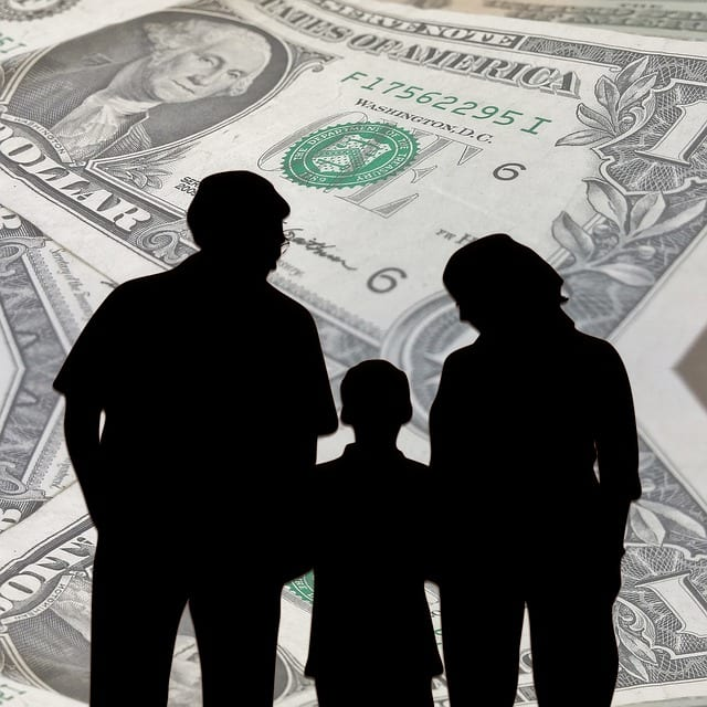 Picture of By 50 Journey looking at money as a young debt-free family.